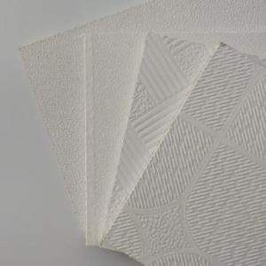 Decoration material pvc gypsum ceiling tiles
