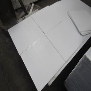 Gypsum board ceiling tiles 60x60 size for sale