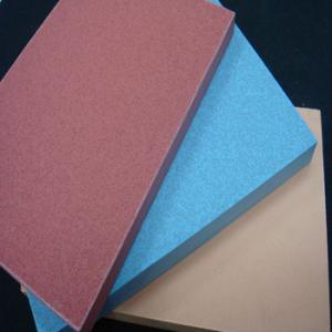 Coloful acoustic fiberglass ceiling tiles 600 600mm 1200mm