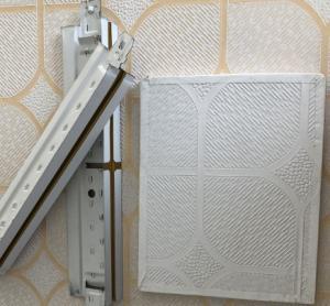 PVC Gypsum Ceiling-Interior Ceiling for Suspending