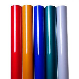 Commercial grade 3200 PMMA type reflective sheeting for advertings and propagandistic sign