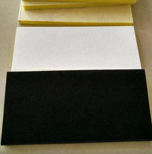 100 density Black Fiber Glass wool acoustic ceiling