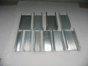 construction building materials steel profile galvanized metal stud and track