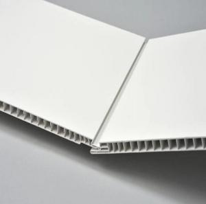 Easy Install Decorative PVC Wall Panels for Wall Cladding