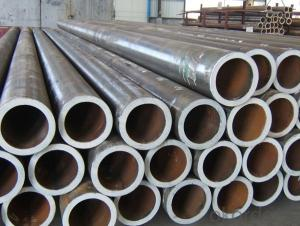 20G carbon steel tube high pressure boiler petroleum cracking large diameter alloy steel tube