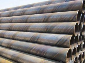 Q235B spiral pipe can be processed inside and outside anti-corrosion