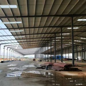 Steel Structure Warehouse/Workshop GB Standard Material