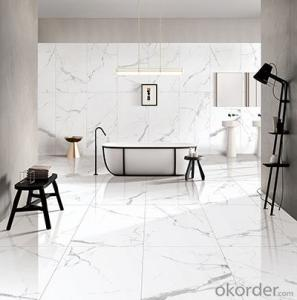 PORCELAIN  FLOOR&WALL TILE MARBLE DESIGN