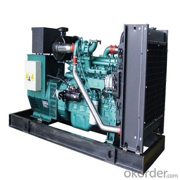 Diesel Generator Set Price with Chinese Engine