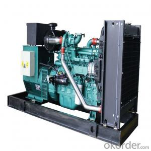 Diesel Generator Set Price with Chinese Engine