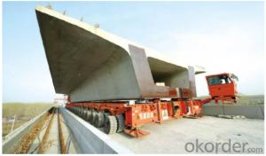 YLSS900 Transporting Girder Vehicle,transporting girder vehicle is used for passenger railway