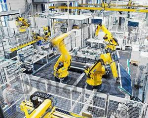 Construction of photovoltaic solar panel production line