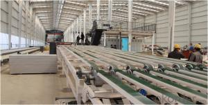 CNBM Automatic Gypsum board production line