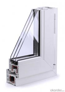 lead-free environment-friendly upvc window and door profiles
