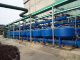 Waste heat power generation, equipment cooling circulating water treatment equipment