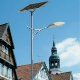 AC/DC Solar Street Light 120W LED Solar Light