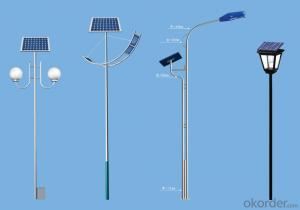 Solar Power 150W LED Solar Street Light 5 Year Warranty