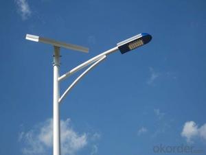 Solar Power 150W LED Solar Street Light 5 Year Warranty
