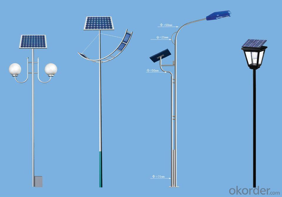 Energy Saving Solar Street Light Waterproof IP66