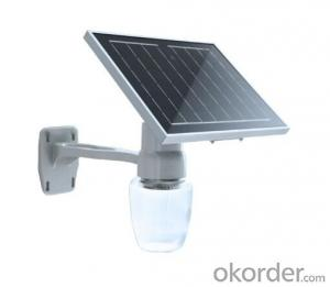 New & Beautiful Apple Type Solar Garden Light LED lights 6W 9W 12W 15W