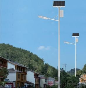 LED Solar Street Light DC 12V 24V  LED Light