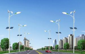 New Led Light Solar Street Light Low Power High Brightness