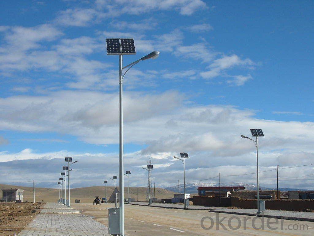Lead Battery Solar Light New Led Street Light