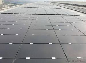 BIPV Solar Panel CdTe Thin Film Dobule Glass