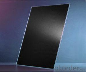 230W 240W 250W 260W CdTe Dobule Glass Solar Panel
