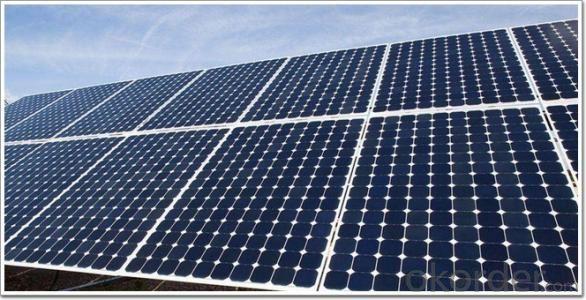 250W solar panel thin film Cdte solar Cell