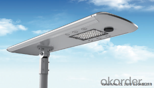 Solar street ligfht Equator King Series LVF1