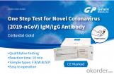 CoVID-19 Diagnostic Test Kits (Colloid Gold)