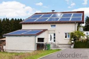 Split-type Solar Home Energy Storage System