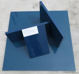 Plastic film HDO plywood concrete formwork 1220x2440 18mm poplar core phenolic WBP anti slip