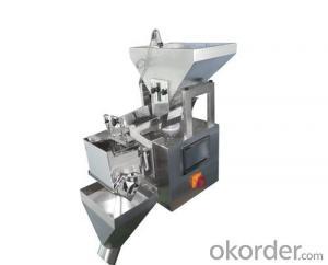 Single head linear weigher weighing machine