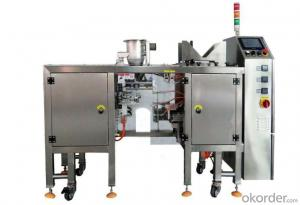 TP-MP Automatic Mini doy-pack machine packing