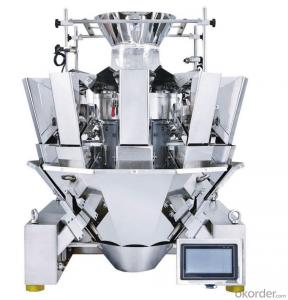 TP-A Series Multihead Weigher food usage