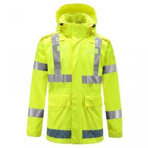 Reflective Safety Construction Jacket Clothing Reflective Coat