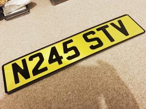 Car License Plate Grade Reflective Sheeting CMAX8200