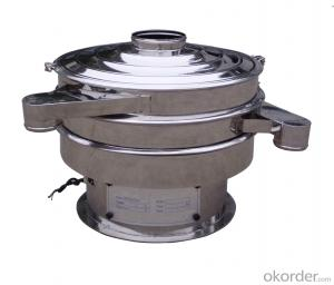 ZS series Vibrating Sieve vibrated filter