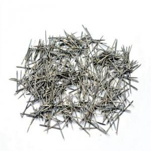 Melt Extracted Stainless Steel Wire of Refractory Material