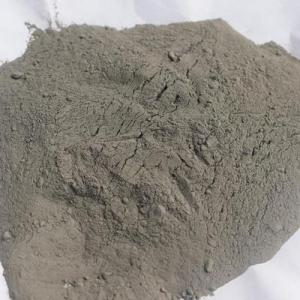 TILTING BROWN FUSED ALUMINA IN POWDER WITH 95 ALUMINA