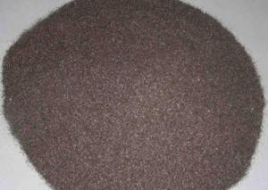 TILTING BROWN FUSED ALUMINA IN GRAINS SIZES