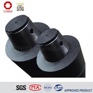 Top Quality RP HP UHP Graphite Electrode with Nipple for Eaf Lf Steel Making