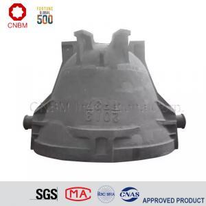 Cast Steel Slag Pot, Metallurgy Equipment, Large Steel Casting Slag Pot