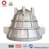 Cast Steel Slag Pot, Metallurgy Equipment, Large Steel Casting Slag Pot