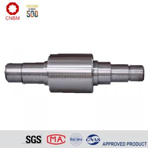 Excellent Thermal Cracking Resistance HSS Mill Rollers