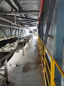 Long service life and reliable Belt conveyor