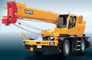 New 30ton Kato Japan Rough Terrain Crane