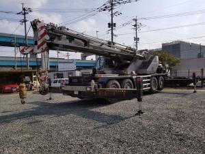 Used 70ton Kato Truck Crane Model SL-700R
